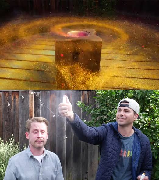 Ex-NASA Engineer Frustrates Porch Pirates Using Glitter Bomb 2.0