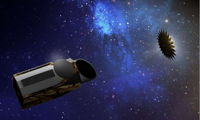 NASA Plans To Build A Foldable Space Telescope To Study Exoplanets
