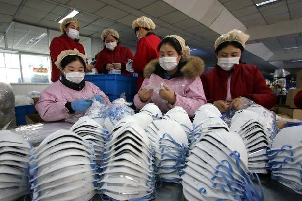 How coronavirus is beginning to hit Chinese economy