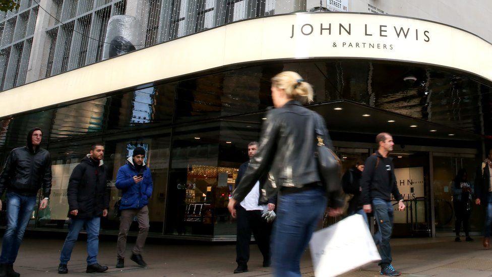 John Lewis warns it may not pay staff bonus