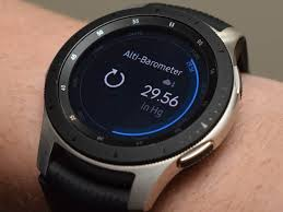 Samsung Gear S2 for providing the updates