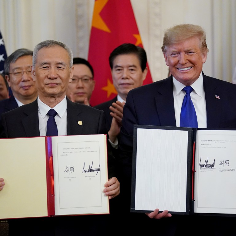 Trade Deal giving reason for optimism